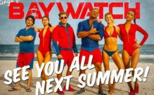 """El regreso de """"Baywatch"""": salió el primer tráiler"""