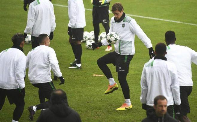 Anota Jiménez de palomita en triunfo de Benfica