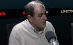 De los Santos: la izquierda caerá sin un acuerdo político