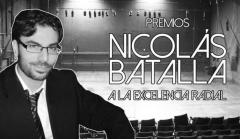 Premios Nicolás Batalla a la excelencia radial