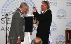 Vázquez galardonado con el Premio Derechos Humanos 2016
