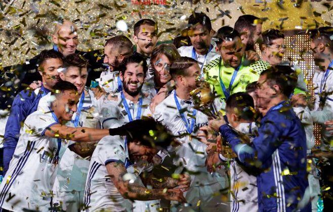 Cristiano Ronaldo, elegido mejor jugador del Mundial de Clubes 2016