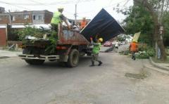 Ejército colabora intensamente en zonas afectadas por temporal