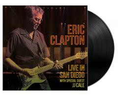 Live in San Diego de la mano de Eric Clapton