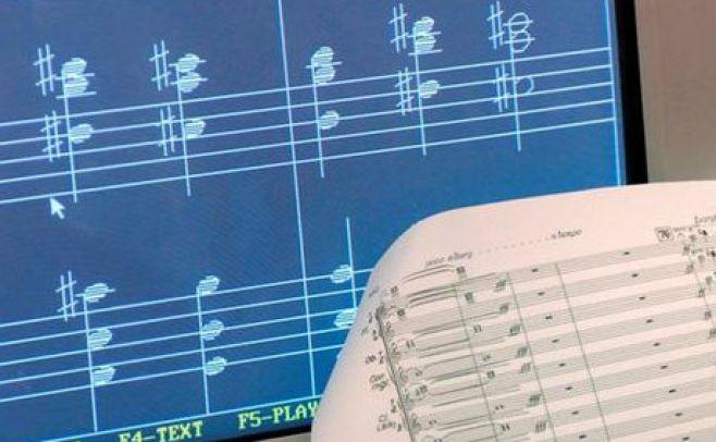 Crean instrumento para tocar y componer sólo con la mirada