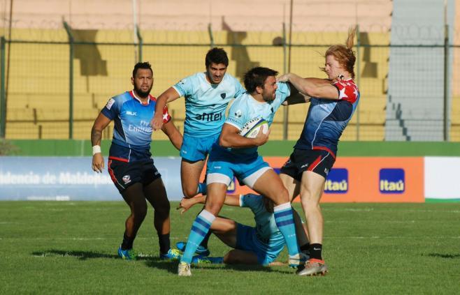 El año del rugby arrancó en Punta Del Este