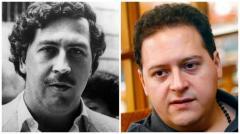 Escobar se pegó un tiro y no lo mató la policía, según su hijo