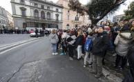 Suspenden servicio de metro en Roma y evacuan escuelas