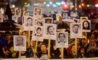"""Familiares de desaparecidos acusan a Sendic de """"hacer teatro"""""""