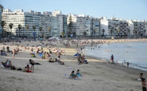 Todas las playas habilitadas están aptas para baños