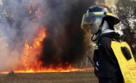 Bomberos uruguayos viajaron a Chile para ayudar en incendios