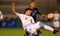 En vibrante clásico, Uruguay empató 3 a 3 con Argentina