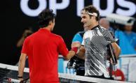 Nishikori puso a prueba a Federer