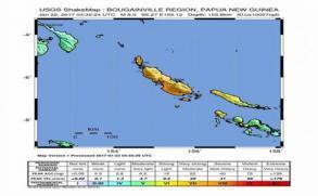 Sismo de provoca alerta de tsunami en Papúa pero la descartan