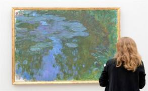 Pintar el aire: la obsesión de Monet se expone en Suiza