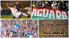 La sub 20, Peñarol, Nacional y Aguada
