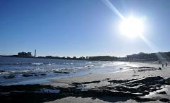 Todas las playas de Montevideo están aptas para baños recreativos