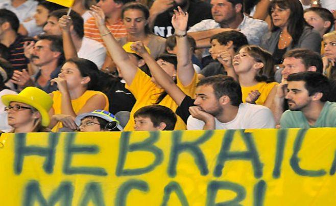 Hebraica y Macabi derrotó a Urunday Universitario 92-77