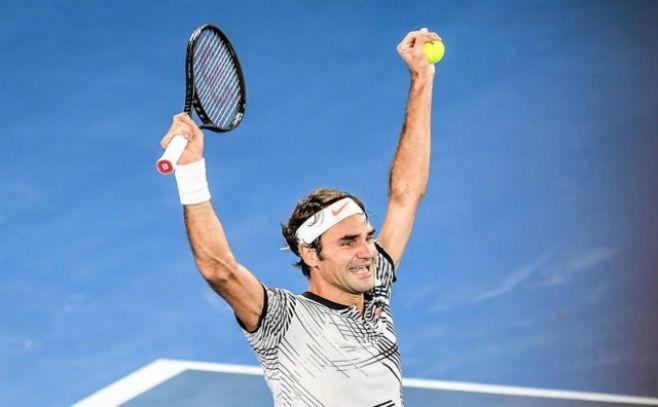Federer gana por quinta vez el Abierto de Australia