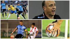 El Uruguayo, la sonrisa de la sub20 y la derrota de Wanderers