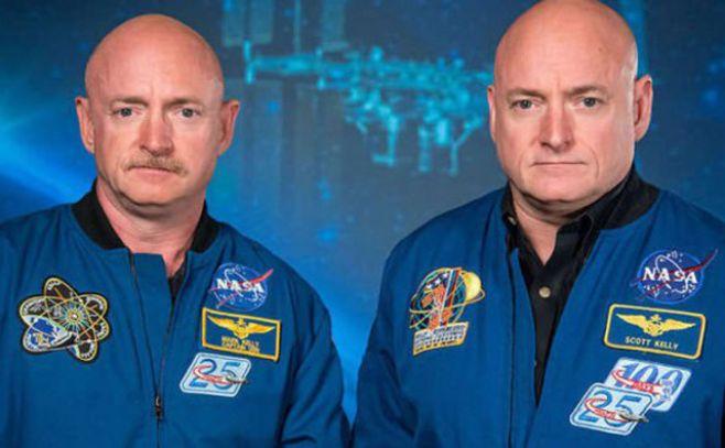 El astronauta que volvió del espacio más joven