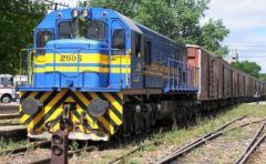Monali, la empresa ferroviaria uruguaya que participa de la gira por Alemania