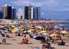 Turismo dejó 500 millones de dólares en enero