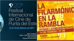 De festival y filarmónica