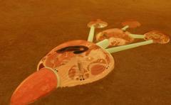 Así es la ciudad que EAU quiere construir en Marte