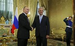 Vázquez invitó a Putin a Uruguay y resaltó el compromiso de luchar contra el terrorismo