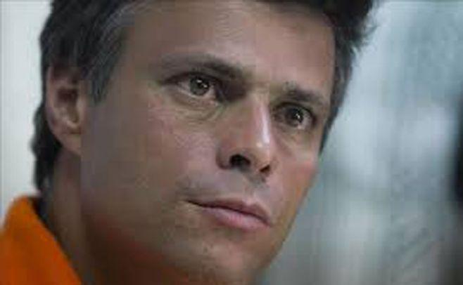 Justicia de Venezuela ratificó la condena a Leopoldo López