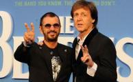 McCartney y Starr siete años después para sesión de estudio