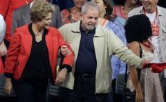 La Policía afirma que Lula y Rousseff intentaron obstruir a la justicia