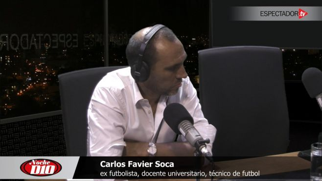 Carlos Favier Soca.