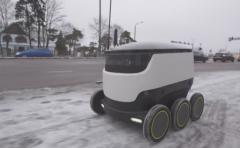 Los robots repartidores son una realidad en Estonia