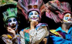 Los conjuntos que pasaron a la Liguilla del Carnaval 2017