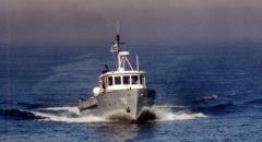 Armada rescató a los 3 navegantes desaparecidos