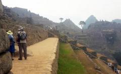Unesco en Machu Picchu para evaluar si es patrimonio en riesgo