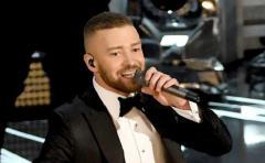 Las estrellas bailaron con Justin Timberlake