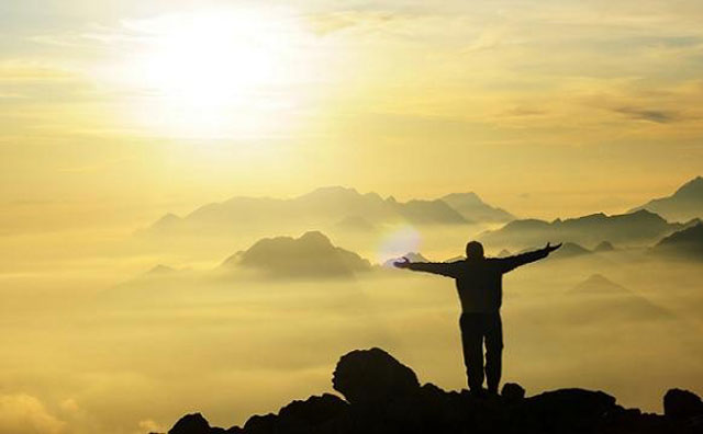 La alegría de vencer el miedo