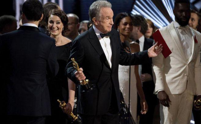 Oscar registran audiencia más baja en nueve años