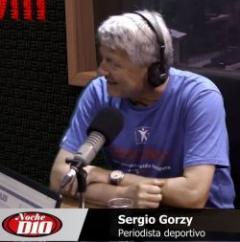 """Sergio Gorzy """"yo no sufro mucho la discriminación pero creo que hay"""""""
