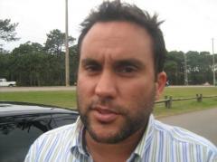 Buscan a Francisco Sanabria en Uruguay
