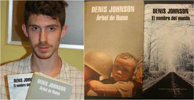 Tres recomendaciones de Denis Johnson