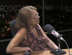 """Antia Pérez """"En Cuba no hay presos políticos"""""""