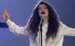 """Lorde regresa a la música con """"Green light"""""""