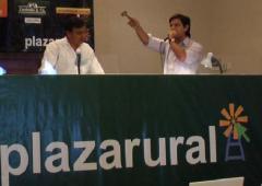 """Plaza Rural, con una """"muy buena oferta de 14.500 vacunos�"""