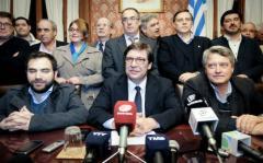 Frente Amplio lleva hoy sus propuestas a Vázquez