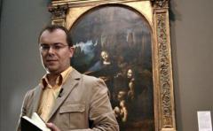 Revelan mensaje oculto en un cuadro de Leonardo da Vinci
