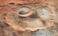 NASA trabaja en proyecto para recuperar los mares de Marte